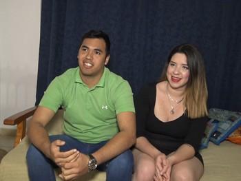Marisol y Willy .Nos encanta el morbo, disfrutar el sexo y queremos tener nuestra porno.