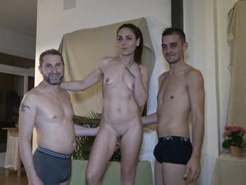 Telma se confiesa:Nunca habia hecho un trio, me flipa como han disfrutado con mi culo!!