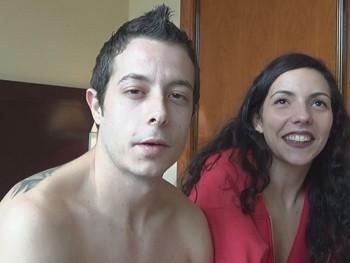 Asi fue el casting de Rubi y Hugo la propuesta morbosa de hacer una porno.